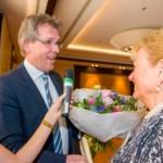 Michael Radau, Barbara Conzen | Jahresempfang der Handelsverbände 2014 | © HV NRW